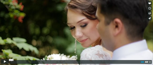 Ramil&Katya // Wedding highlights