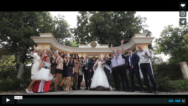 Wedding day - Sergey & Jenya